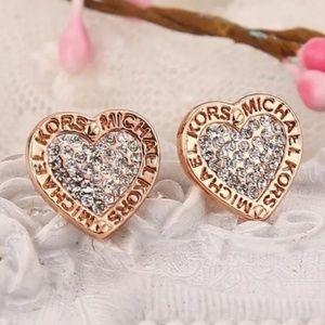 bbe999d5b8def Michael Kors Jewelry - 🔥LAST PAIR 🔥Michael KORS Earrings rose gold